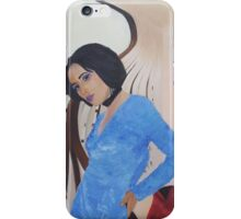 Zoe Solnantzin 4/24/14 iPhone Case/Skin