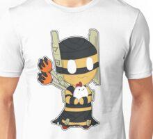 Shadow Shaman Chibi Style Unisex T-Shirt