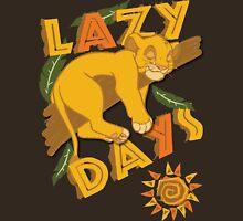Simba - Lazy Days Unisex T-Shirt