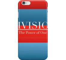 Division: The Power Of One iPhone Case/Skin
