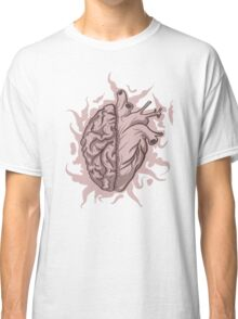 Brainheart Logo Classic T-Shirt