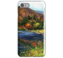The Scenic Route iPhone Case/Skin