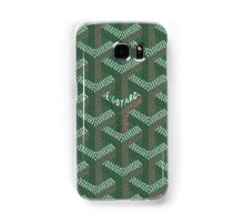 Goyard Green Samsung Galaxy Case/Skin
