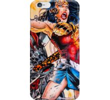Death of Wonder Woman - Earth 2 iPhone Case/Skin
