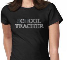 Cool Teacher Womens Fitted T-Shirt