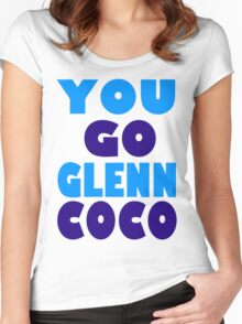 Mean Girls 12 Women's Fitted Scoop T-Shirt