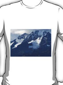 Blue Cold Glacier T-Shirt