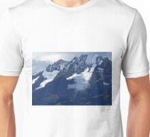 Blue Cold Glacier Unisex T-Shirt