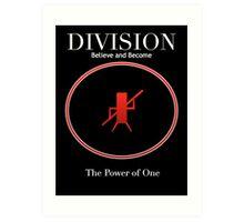 Division: Professional Art Print