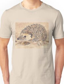 Hedgie, the African Hedgehog Unisex T-Shirt