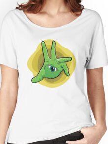 Hand Eye Coordination Women's Relaxed Fit T-Shirt