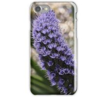 BLUE EXOTIC iPhone Case/Skin