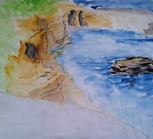La Jolla Cove, Seal Rock and Children's Pool by bmatlin