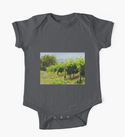 Vineyard One Piece - Short Sleeve
