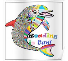 Reading is FUN! Poster
