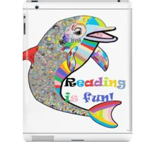 Reading is FUN! iPad Case/Skin