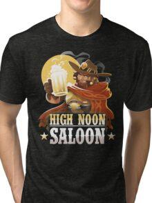 High Noon Saloon Tri-blend T-Shirt