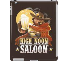 High Noon Saloon iPad Case/Skin