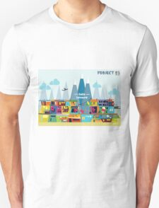 Colorful Home Unisex T-Shirt