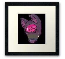 Hound Framed Print