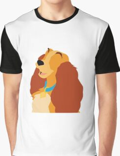 Lady Graphic T-Shirt