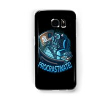 procrastinate Samsung Galaxy Case/Skin