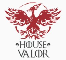 House Valor Mashup Team Logo by TheRift