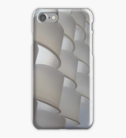 Cup Stacking....the extreme kind iPhone Case/Skin