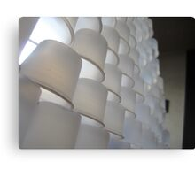 Cup Stacking....the extreme kind Canvas Print