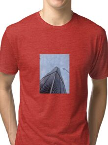 Willis Tower Tri-blend T-Shirt