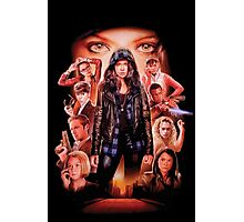 Orphan Black Comic Book Photographic Print