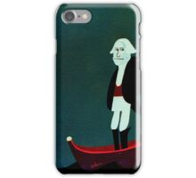 Bored George iPhone Case/Skin