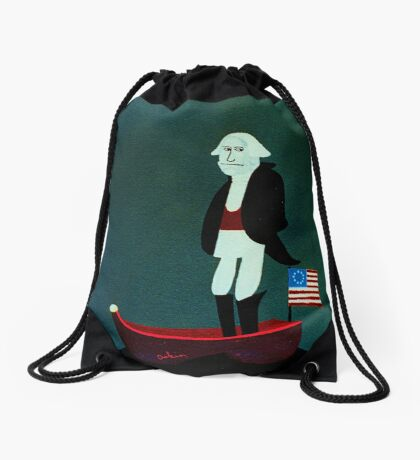 Rules of Civility and Decent Behavior by George! Drawstring Bag