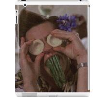 Ace Ventura Asparagus iPad Case/Skin