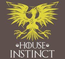 House Valor Mashup Team Logo (Dark) Baby Tee