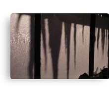 Sexy Icicles Canvas Print