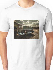 Abandoned 1956 Chevy Belair Unisex T-Shirt