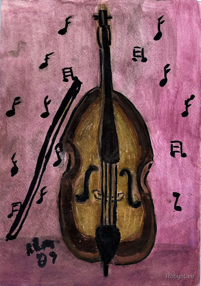 The Music Lingers On.. by RobynLee