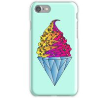 Diamond Ice Cream Cone iPhone Case/Skin