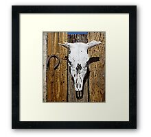 How Luck Can Change.  Framed Print