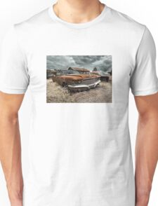 Abandoned 1960 Imperial Unisex T-Shirt