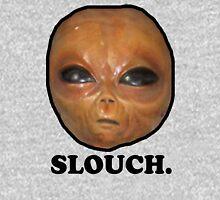 eggface alien - slouch Unisex T-Shirt