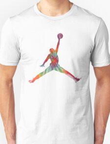 Psychedelic Jump Man T-Shirt