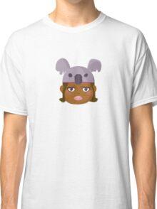 Kids With Animal Beanie - Koala Classic T-Shirt