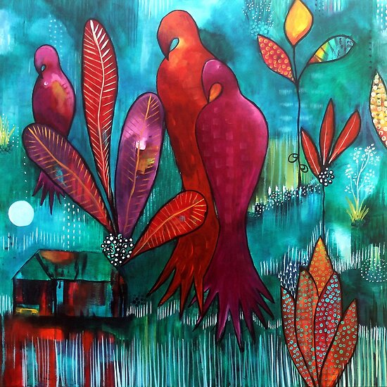 Sanctuary by Rachel Ireland-Meyers