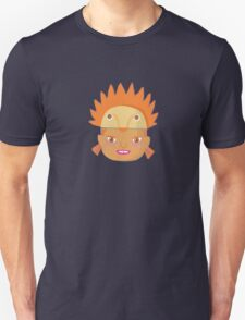 Kids With Animal Beanie - Lion Unisex T-Shirt