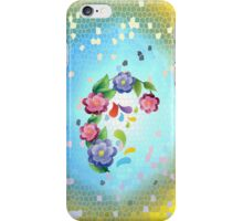 Blumen iPhone Case/Skin