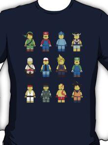 Cosplay Block T-Shirt