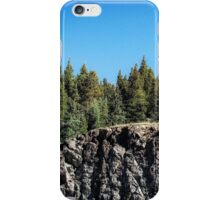 Colorado Pine Trees Photograph  iPhone Case/Skin
