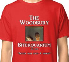The Woodbury Biterquarium Classic T-Shirt